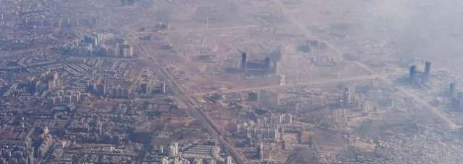 Delhi  India – Air Pollution Worst on Earth