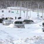 Deadly Blizzard Clobbers East Coast of U.S. January 22-24 2016