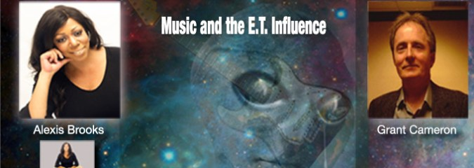 CLN RADIO NEW EPISODE – The Extraterrestrial Influence in the Music Industry