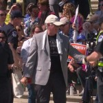Here's Why Ice Cream Makers Ben & Jerry Got Arrested for Protesting on Capitol Hill