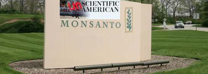 Is Scientific American 'In Bed' With Monsanto and Promoting Their GMO Agenda? Looks Like YES