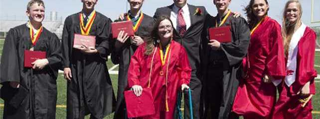 All Grown Up! The World's First Surviving Septuplets Have Graduated High School