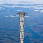 Inflatable 'space elevator' invented by scientists