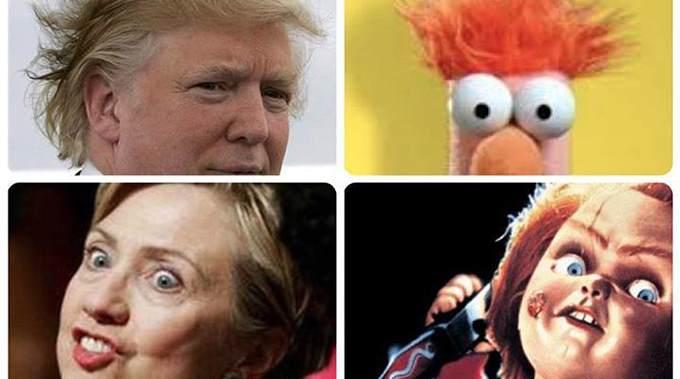 presidential race memes