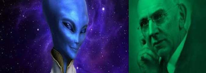 Edgar Cayce Speaks About The Arcturian Alien Race [VIDEO]