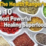 The Health Ranger's Top 10 Most Powerful Healing Superfoods [Video]