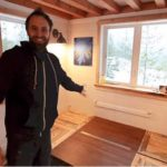 Impressive Tiny House Has Extra Tall Bedroom