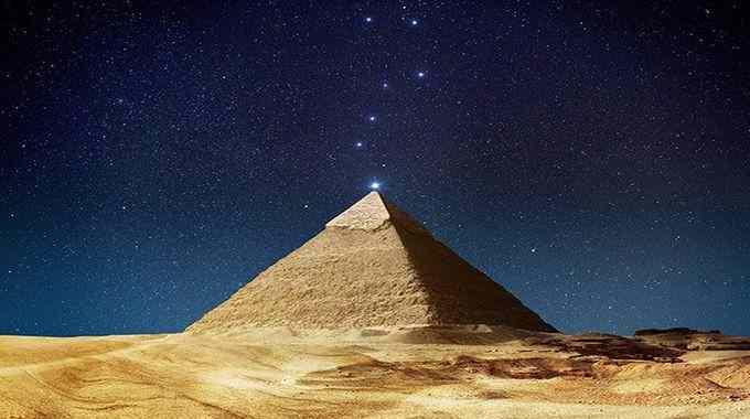 Graham Hancock Pyramid