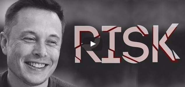 You've Got To Be Willing To Take Risks (Motivational Video with Elon Musk)
