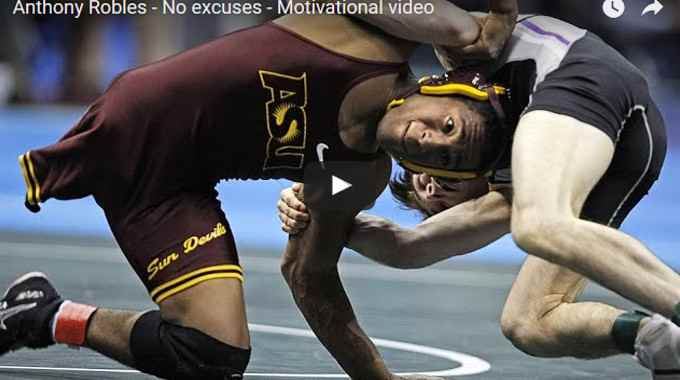 Morning Inspiration: How to Overcome Challenges (Motivational Video with Anthony Robles)