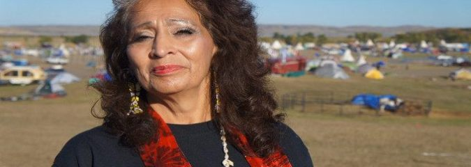 15 Women Who Are Bravely Resisting the Dakota Access Pipeline (And Why They're Doing It)