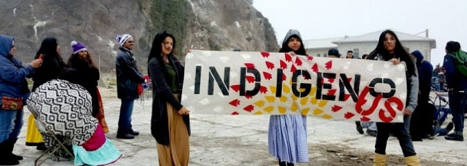 Indigenous Peoples Day Sweeps Nation as Battles Intensify for Native American Rights