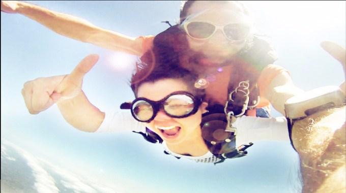 Nani Puspasari - Skydiving | Flickr