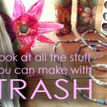Make Money Creating Beautiful Recycled Goodies Today!