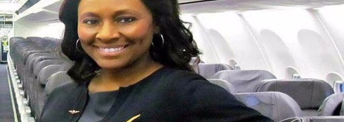 Hero Flight Attendant Saves Teenage Sex Slave After Noticing This Small Detail