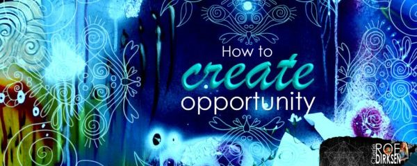 How to Create Opportunity