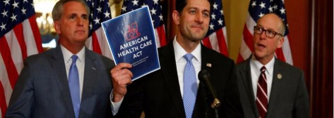 The American Health Care Act Is a Wealth Grab, Not a Health Plan