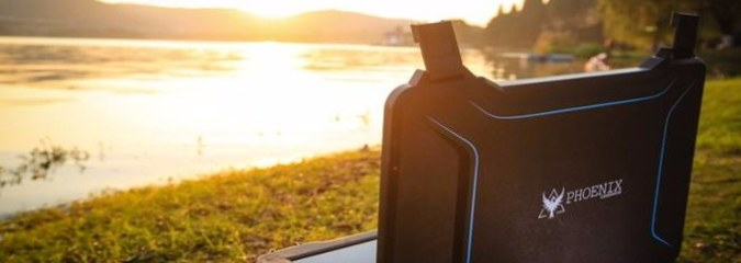 New Solar Briefcase Could Be a Valuable Off-Grid Accessory