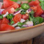 Dr, Axe's Fresh and Easy Chunky Tomato Salsa Recipe