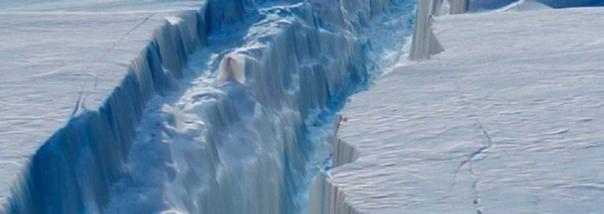 Massive Iceberg Finally Breaks Off: Antarctic Landscape 'Changed Forever' – EcoWatch