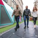 World's First Energy-Harvesting Smart Street Unveiled In London