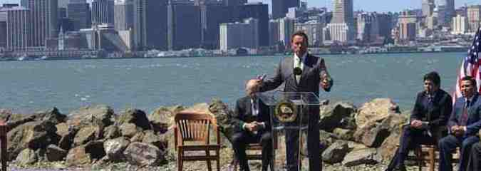 Schwarzenegger Unveils Legislative 'Blueprint' to Challenge Trump on Climate
