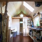 If You Love Natural Wood, You'll Love This Stunning Eco Tiny House