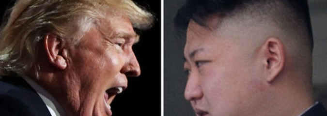 'Genocidal' Trump Blasted for Threatening to 'Totally Destroy North Korea'