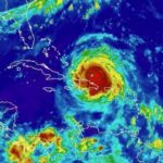 WATCH: History Making 3 Hurricanes At The Same Time: Hurricanes Irma, Jose and Katia
