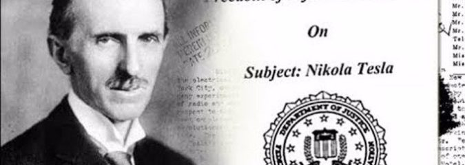 Nikola Tesla – The Missing Papers – FBI Records Finally Released: 'The Vault'