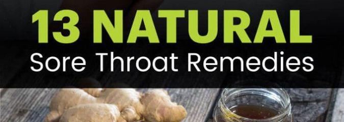 Dr Axe: 13 Natural Sore Throat Remedies For Fast Relief