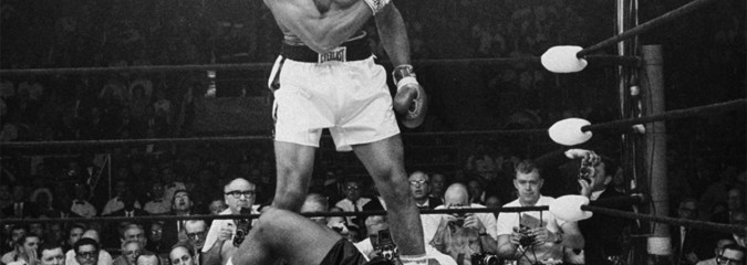 Sting Like a Bee: Muhammad Ali and the Power of Mantra and Visualization