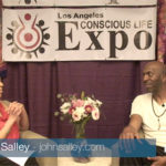 "Former NBA Great John Salley ""Dishes"" with Alexis Brooks about the Vegan Life Path"