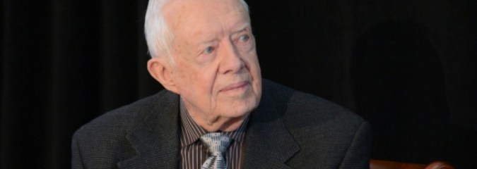 Warning Against Attack on Syria, Former President Jimmy Carter Hopes Trump Realizes Nuclear War Will Be a 'Catastrophe for All Human Beings'