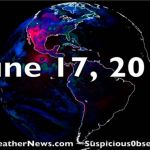 Sun Affects Entire Atmosphere, Pre-Earthquake Atmospheric Signals   S0 News Jun.17.2018