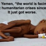 With Millions on Brink of Famine in Yemen, Trump Vetoes Resolution to End US Complicity