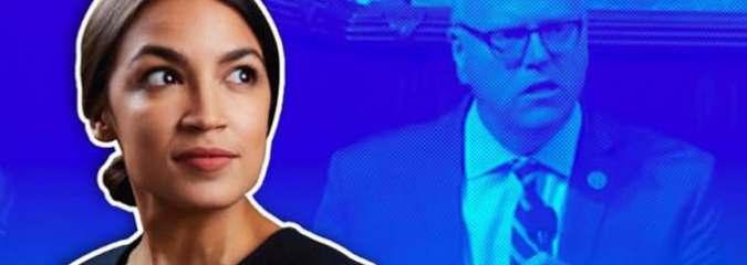 'He Had the Machine… We Had the People': Alexandria Ocasio-Cortez Landslide Win Over Wall St. Favorite