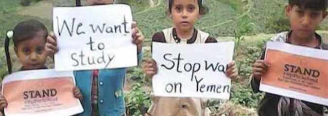 Less Than 24 Hours After Senate Rejected Effort to Curb Yemen Slaughter, 26 More Children Killed by US-Backed Bombing