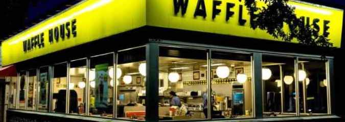 An Unlikely America Hero Has Emerged in the Face of Hurricane Florence: Waffle House