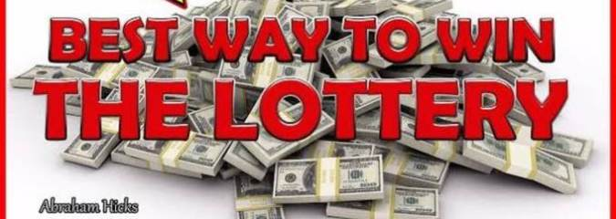 Abraham-Hicks: How To Win The Lottery Jackpot