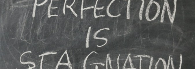 Why Perfectionism is Self-Defeating