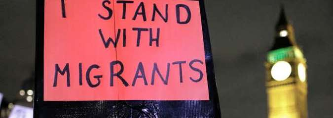This Holiday Season, I'm Standing With Migrants