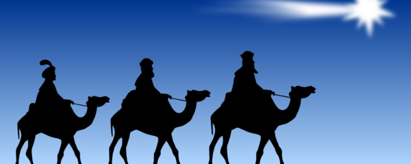 Were the Three Wise Men Yogis?