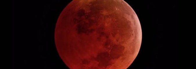 6 Special Things About the Super Blood Moon Eclipse on Jan 20-21, 2019