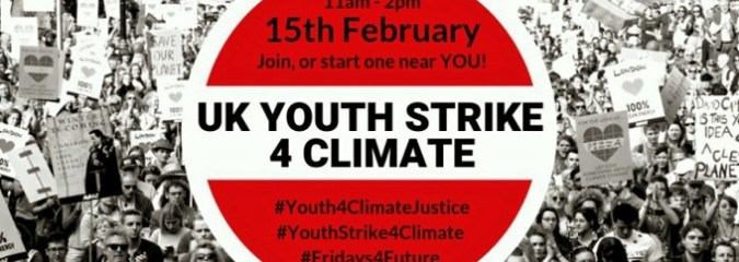Because Society 'Leaps Forward' When People Take Action, UK Headteachers Union Backs Student #ClimateStrike