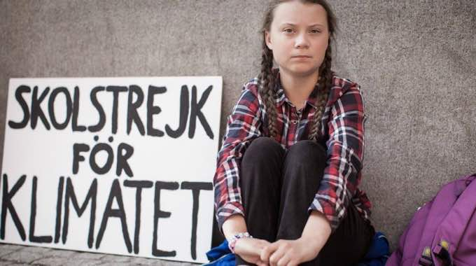 Greta Thunberg: In Response to Lies and Hate, Let Me Make Some Things Clear About My Climate Strike