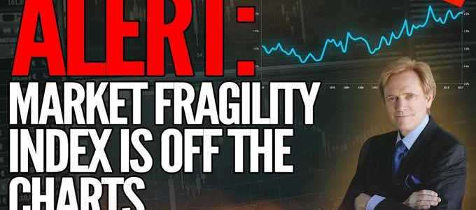 ALERT: Buffet Indicator and 'Market Fragility Index' Are Off The Charts – Mike Maloney