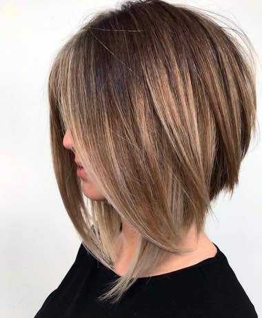 Popular Inverted Bob Haircuts In 2019 Spectacular Inverted