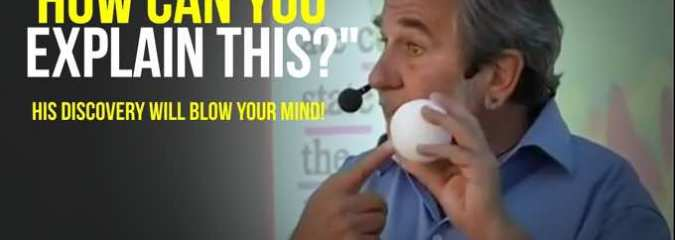 Dr. Bruce Lipton: Your Identity Is NOT Inside Your Body [Mind Blowing, 5-Min Video + Transcript]
