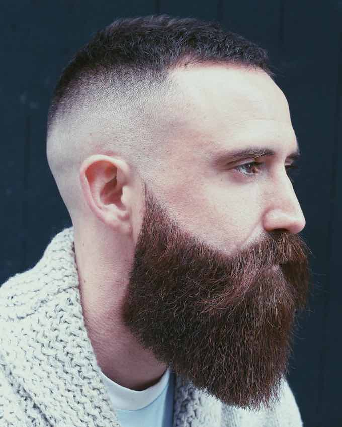 Wondrous High And Tight Haircuts A Standard Military Haircut For Men 11 Natural Hairstyles Runnerswayorg
